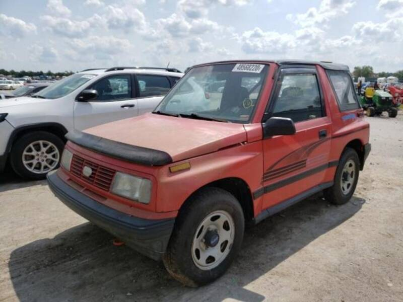 Used Geo Tracker For Sale In Memphis Tn Carsforsale Com