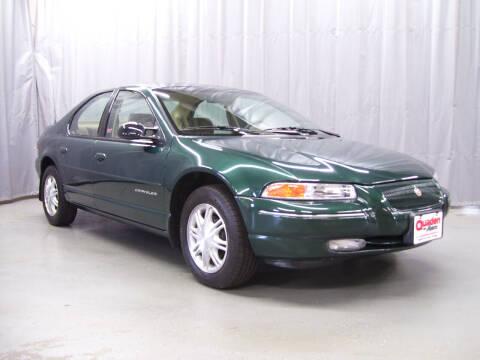 1998 Chrysler Cirrus for sale at QUADEN MOTORS INC in Nashotah WI