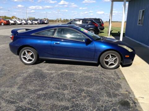 2004 Toyota Celica for sale at Kevin's Motor Sales in Montpelier OH