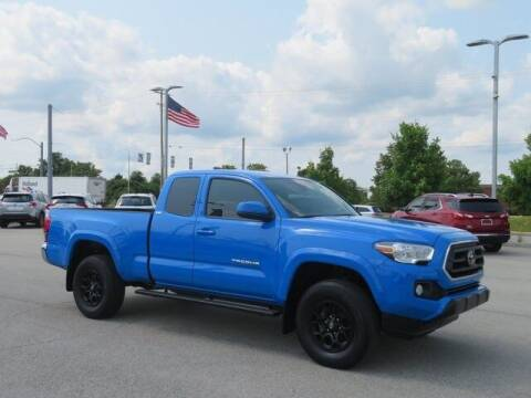 2020 Toyota Tacoma for sale at Terry Lee Hyundai in Noblesville IN