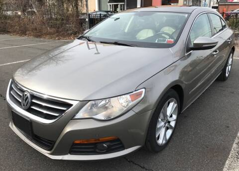 2009 Volkswagen CC for sale at MAGIC AUTO SALES in Little Ferry NJ