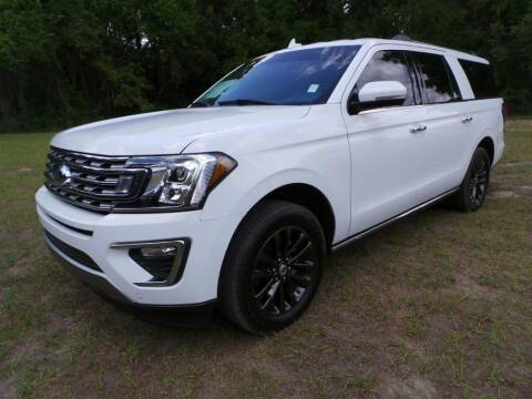 2019 Ford Expedition MAX for sale at TIMBERLAND FORD in Perry FL