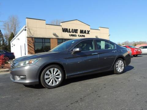 2013 Honda Accord for sale at ValueMax Used Cars in Greenville NC