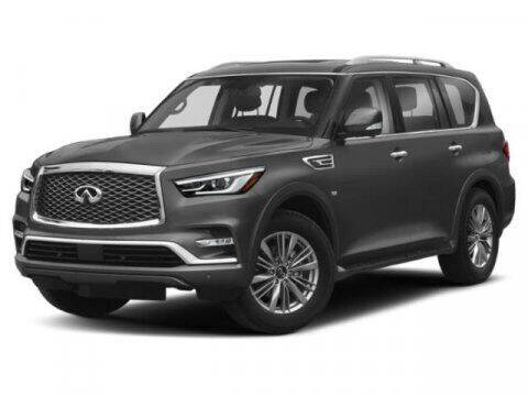 2019 Infiniti QX80 for sale at Auto Finance of Raleigh in Raleigh NC