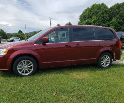 2019 Dodge Grand Caravan for sale at 220 Auto Sales in Rocky Mount VA