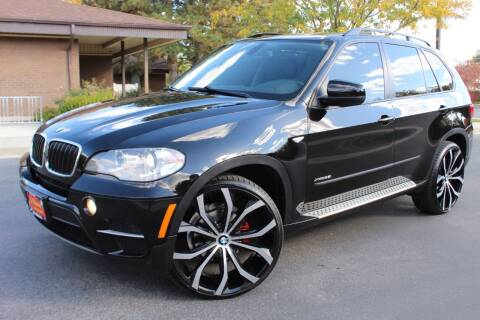 2012 BMW X5 for sale at ALIC MOTORS in Boise ID