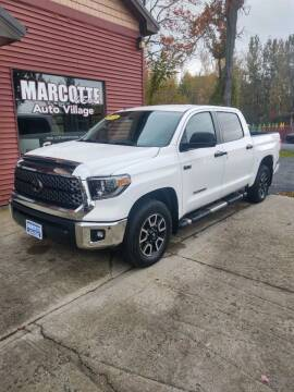 2018 Toyota Tundra for sale at Marcotte & Sons Auto Village in North Ferrisburgh VT