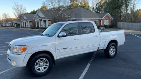 2006 Toyota Tundra for sale at A LOT OF USED CARS in Suwanee GA