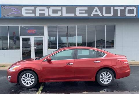 2013 Nissan Altima for sale at Eagle Auto LLC in Green Bay WI