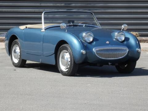 1960 Austin-Healey Sprite for sale at Sun Valley Auto Sales in Hailey ID