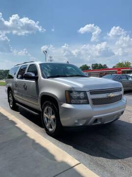 2011 Chevrolet Suburban for sale at City to City Auto Sales in Richmond VA
