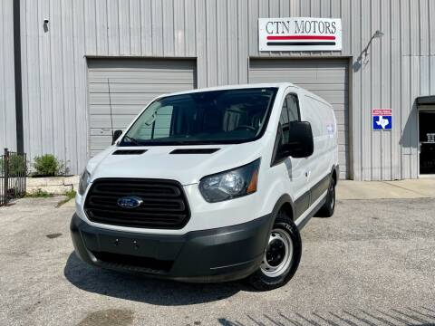 2017 Ford Transit Cargo for sale at CTN MOTORS in Houston TX