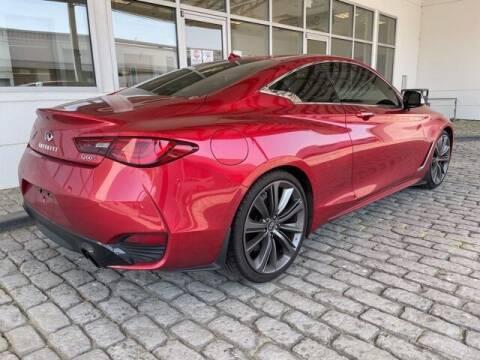 2018 Infiniti Q60 for sale at Southern Auto Solutions-Jim Ellis Volkswagen Atlan in Marietta GA