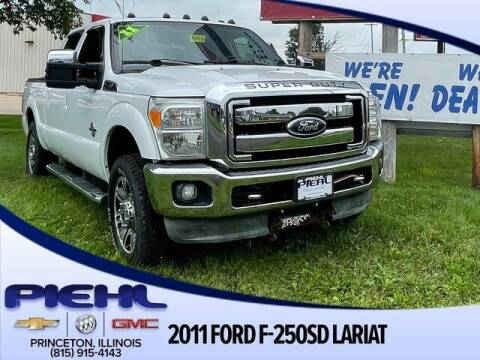 2011 Ford F-250 Super Duty for sale at Piehl Motors - PIEHL Chevrolet Buick Cadillac in Princeton IL