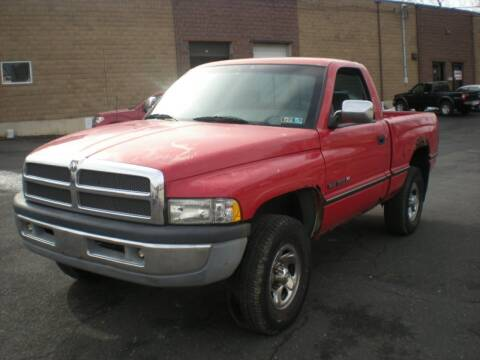 1995 Dodge Ram Pickup 1500 for sale at 611 CAR CONNECTION in Hatboro PA