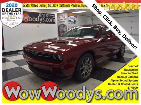 2017 Dodge Challenger for sale at WOODY'S AUTOMOTIVE GROUP in Chillicothe MO