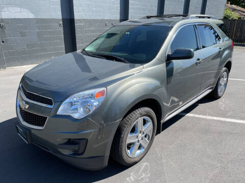 2012 Chevrolet Equinox for sale at APX Auto Brokers in Lynnwood WA