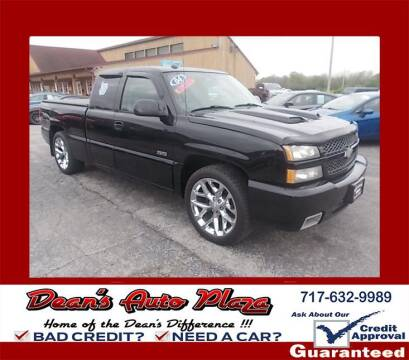 2004 Chevrolet Silverado 1500 SS for sale at Dean's Auto Plaza in Hanover PA