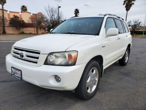 2006 Toyota Highlander for sale at 707 Motors in Fairfield CA