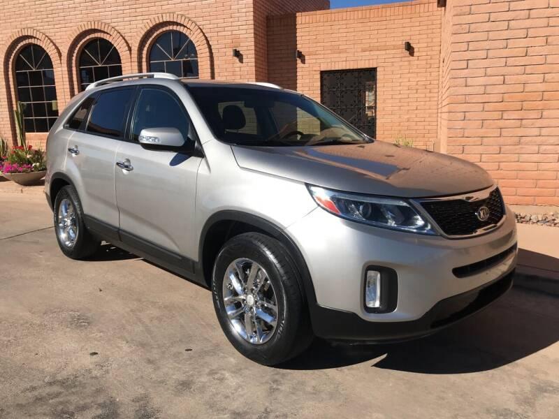 2015 Kia Sorento for sale at Freedom  Automotive in Sierra Vista AZ