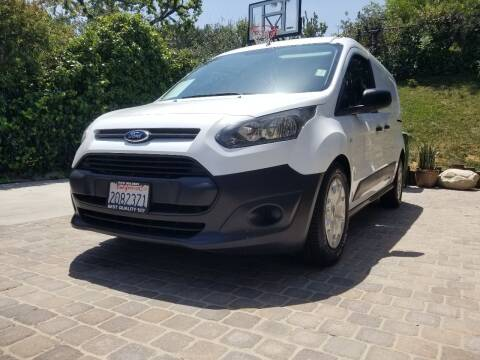 2015 Ford Transit Connect Cargo for sale at Best Quality Auto Sales in Sun Valley CA