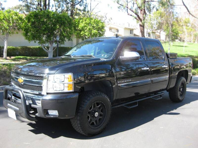 2010 Chevrolet Silverado 1500 for sale at E MOTORCARS in Fullerton CA