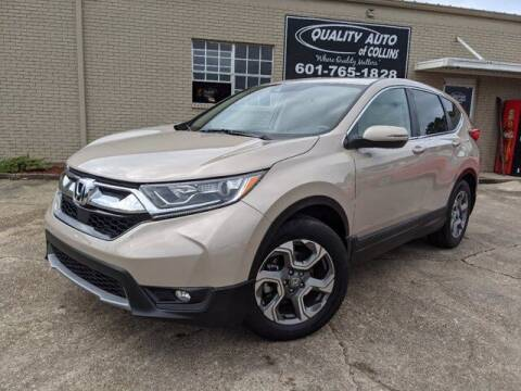 2018 Honda CR-V for sale at Quality Auto of Collins in Collins MS