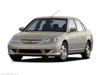 2005 Honda Civic for sale at Fresno Autoplex in Fresno CA