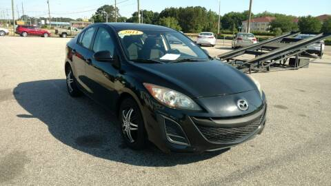 2011 Mazda MAZDA3 for sale at Kelly & Kelly Supermarket of Cars in Fayetteville NC
