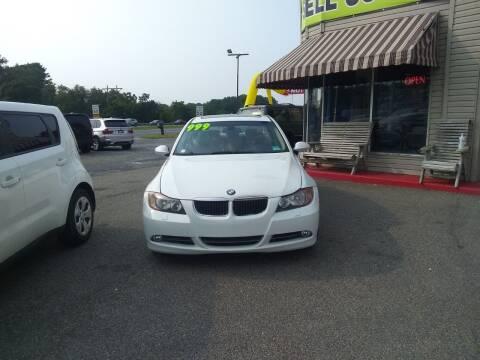 2008 BMW 3 Series for sale at Marino's Auto Sales in Laurel DE