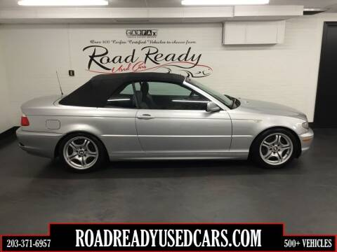 2004 BMW 3 Series for sale at Road Ready Used Cars in Ansonia CT