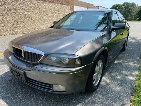 2003 Lincoln LS for sale at Premium Auto Outlet Inc in Sewell NJ