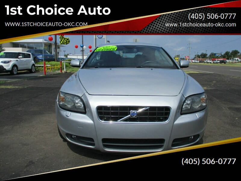 2007 Volvo C70 for sale at 1st Choice Auto L.L.C in Oklahoma City OK