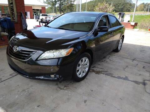 2007 Toyota Camry for sale at A&Q Auto Sales in Gainesville GA