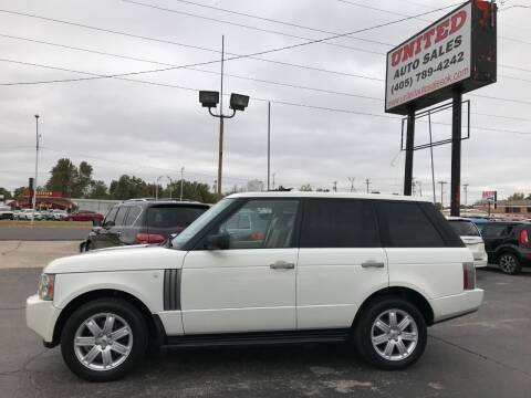2006 Land Rover Range Rover for sale at United Auto Sales in Oklahoma City OK