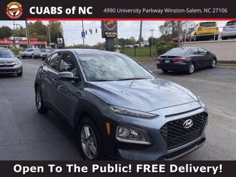 2019 Hyundai Kona for sale at Credit Union Auto Buying Service in Winston Salem NC
