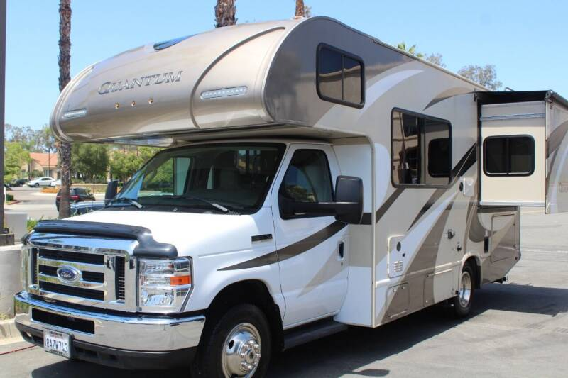 2018 Thor Industries Quantum 22GR E350 for sale at Rancho Santa Margarita RV in Rancho Santa Margarita CA