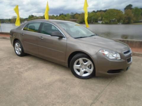 2011 Chevrolet Malibu for sale at Lake Carroll Auto Sales in Carrollton GA