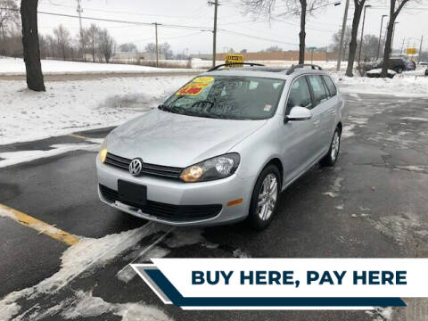 2011 Volkswagen Jetta for sale at Stryker Auto Sales in South Elgin IL