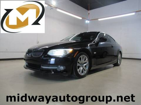 2011 BMW 3 Series for sale at Midway Auto Group in Addison TX