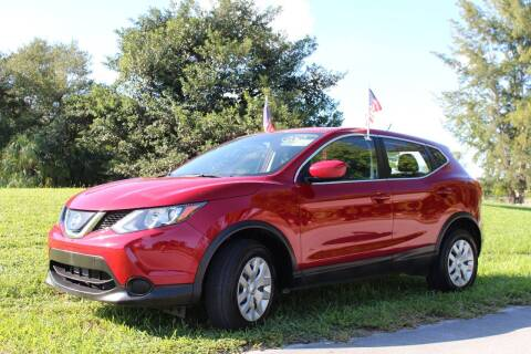 2018 Nissan Rogue Sport for sale at CHASE MOTOR in Miami FL