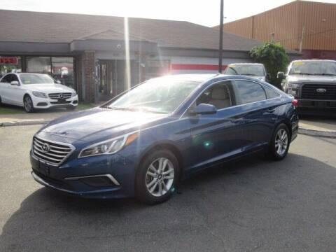 2016 Hyundai Sonata for sale at Lynnway Auto Sales Inc in Lynn MA