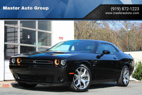 2015 Dodge Challenger for sale at Master Auto Group in Raleigh NC