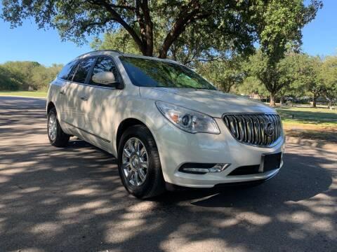 2014 Buick Enclave for sale at 210 Auto Center in San Antonio TX