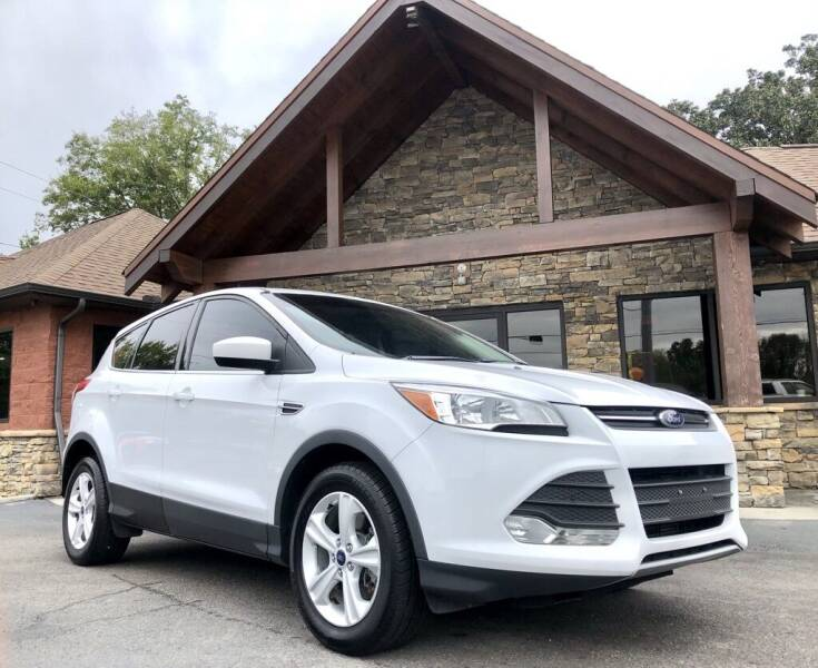 2016 Ford Escape for sale at Auto Solutions in Maryville TN