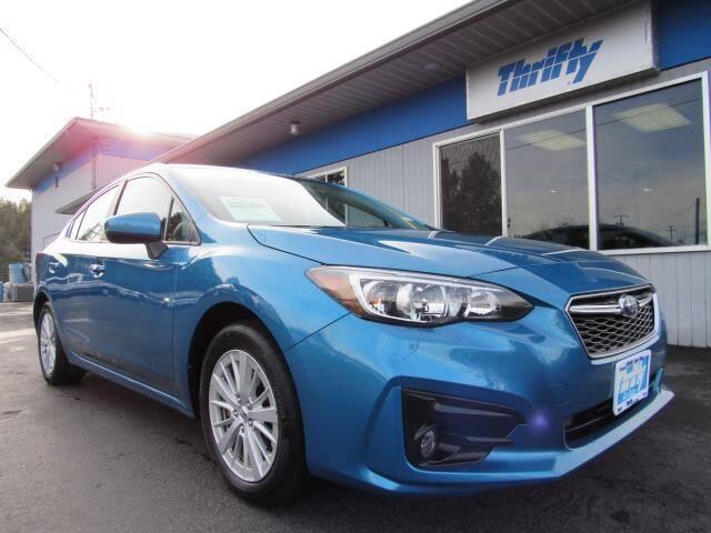 2018 Subaru Impreza for sale at Thrifty Car Sales SPOKANE in Spokane Valley WA