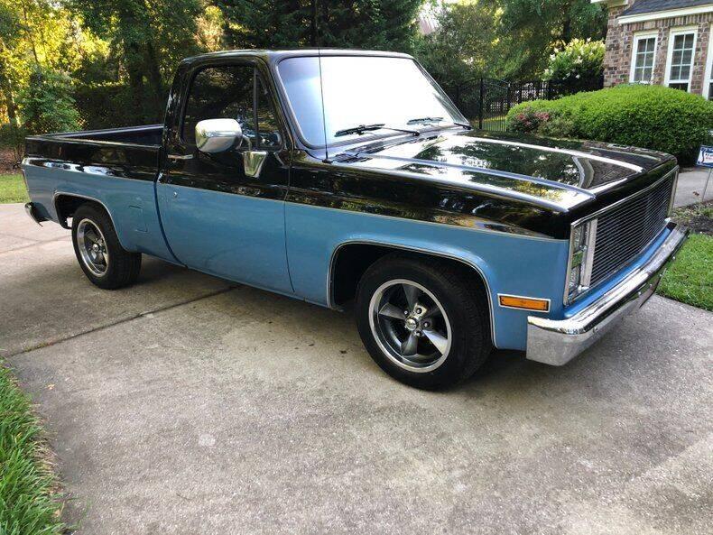 1987 Chevrolet Silverado 1500 for sale at MGM CLASSIC CARS in Addison, IL