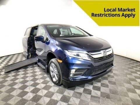 2020 Honda Odyssey for sale at AMS Vans in Tucker GA