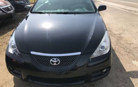 2008 Toyota Camry Solara for sale at Richard C Peck Auto Sales in Wellsville NY