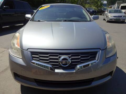 2008 Nissan Altima for sale at MOUNTAIN VIEW AUTO in Lyndonville VT